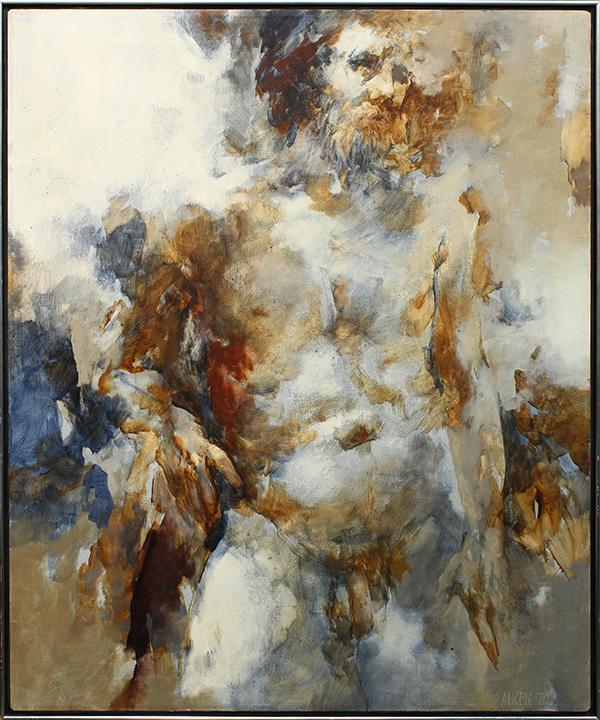 Painting, William Aiken