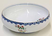 Japanese Fukagawa Porcelain Bowl