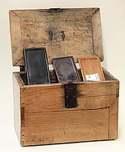 Japanese Suzuribako, Wooden Writing Box , Ink Stones