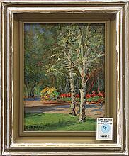 Painting, Alphonse Emile Sondag