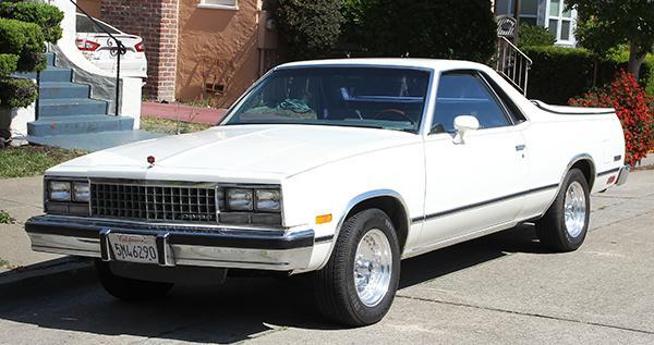 1985 Chevrolet El Camino Approx