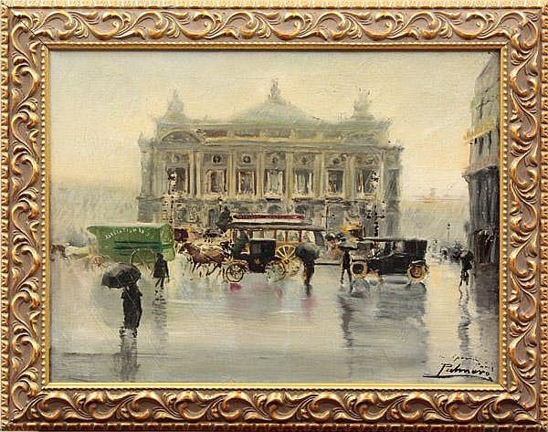 Painting, Alfredo Palmero De Gregorio