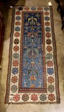 Caucasian Kuba carpet 3' x 7'4