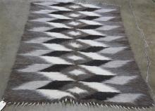 Central American hand spun blanket