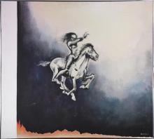 Painting, Mario Aceuedo