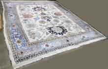 Turkish carpet, 12' x 14'9