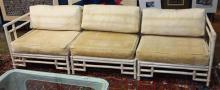 McGuire style sofa