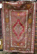 Turkish carpet, 3'4