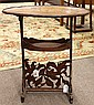 Galle Art Nouveau occasional table