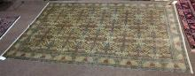 Semi Antique Caucasian Siechur Kuba carpet