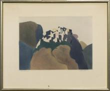 Print, Augusta Payne Rathbone