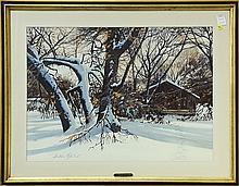 Watercolor, Stanislaus Sowinski