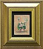 Painting, Floral Still Life, signed Isobel Drury
