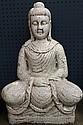 Asian Ceramic Buddha