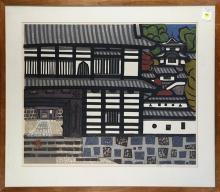 Print, Okiie Hashimoto