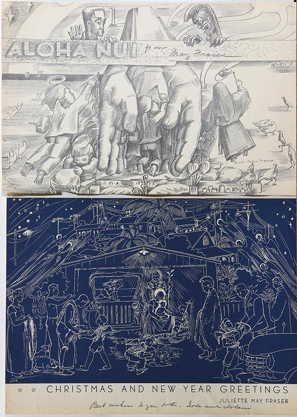 Prints, Juliette May Fraser