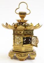 Japanese Buddhist Temple Lantern from Koyasan