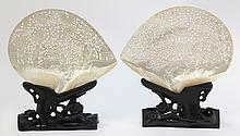 Asian Mother-of-pearl Carvings