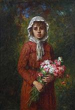 Painting, Alexej Alexejewitsch Harlamoff