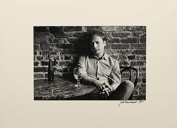 Jim Marshall, Art Garfunkel, photograph