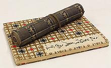 Japanese Handscroll 18/19c and  Paintings by Mikami Takahiko