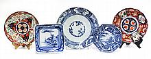 Japanese Imari Porcelain, 19c