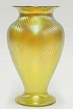 Scott Beyers for Orient & Flume art glass vase