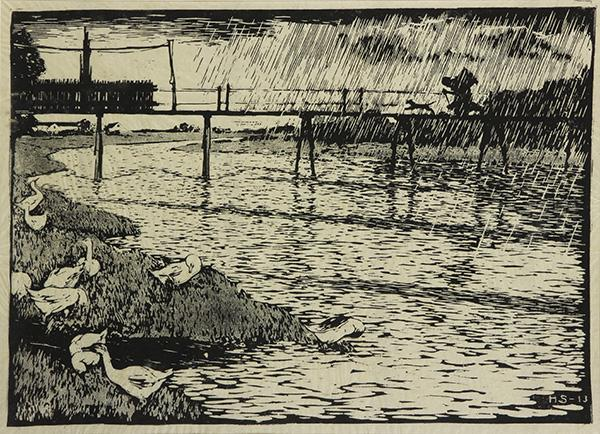 Hans Soltmann, Prints