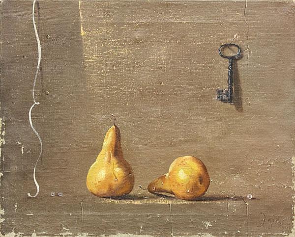 Painting, Igor Pantuhoff