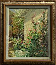 Painting, Wilbur G. Adam
