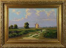 Julien Thibaudeau, Painting