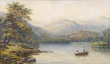 Watercolor, Lev Felixovich Lagorio