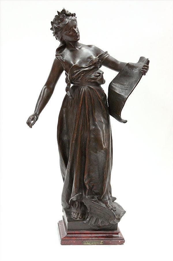 Bronze, Richard De Aurili, L'Histoire
