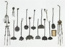 Chinese Silver Accessories