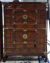 Korean Two-Level Cabinet