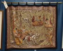 Burmese Kalaga Textile