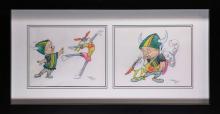 Drawings, Virgil Walter Ross,