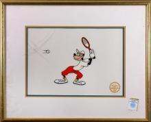 Sericels, Goofy, Walt Disney Studios