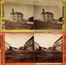 Large and extensive collection of mostly stereo views