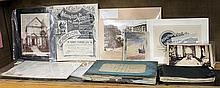 Large collection of historical ephemera