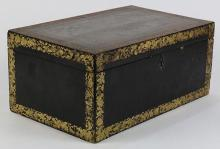 Chinese Lacquered Tea Box