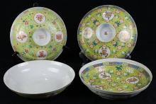 Chinese Covered Serving Bowls