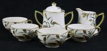 Japanese Mitsu-boshi Porcelain