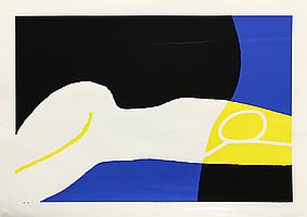 Prints, Sidney Jonas Budnick