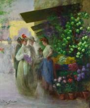 Painting, Victor Gilbert