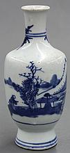 Chinese Blue-and-White Vase