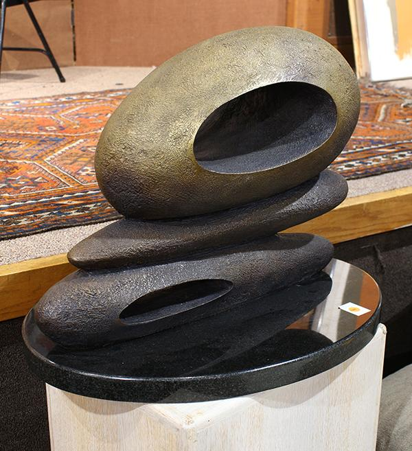 Sculpture, Gustavo Torres