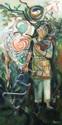 Painting, Jen Norton, Season of Goodbye