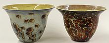 Michael Cohn Tortoise Shell Series art glass