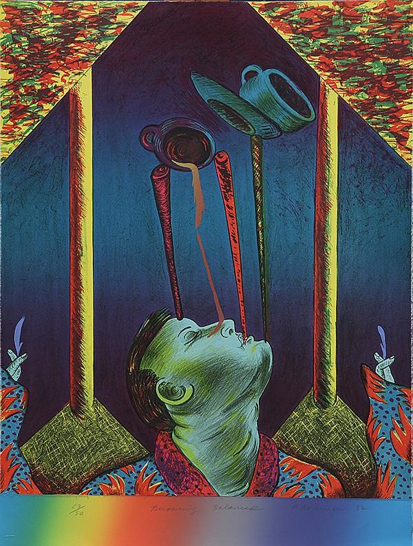 Print, Phyllis Bramson